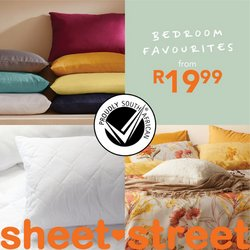 Home & Furniture offers in the Sheet Street catalogue ( Expires tomorrow)