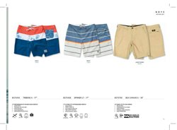 Shorts offers in the Billabong catalogue in Cape Town