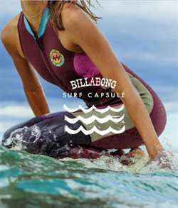 Billabong deals in the Cape Town special