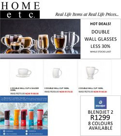 Home & Furniture offers in the Home etc catalogue in Pretoria ( 2 days left )
