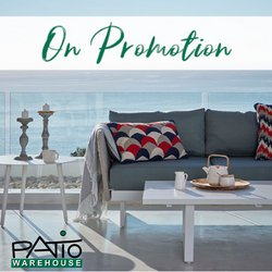 Patio Warehouse catalogue ( 6 days left )