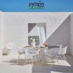 Patio Warehouse catalogue ( 25 days left)