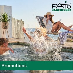 Patio Warehouse offers in the Patio Warehouse catalogue ( 7 days left)