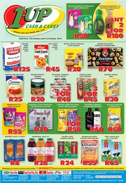 1UP deals in the Mitchell's Plain special