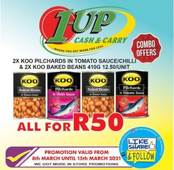 1UP catalogue ( Expired )