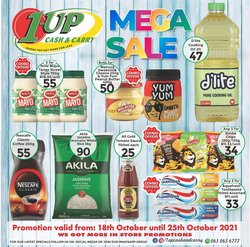 Groceries offers in the 1UP catalogue ( 3 days left)