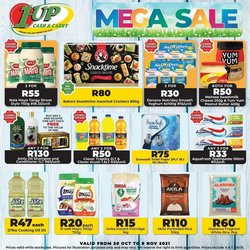 1UP offers in the 1UP catalogue ( Published today)