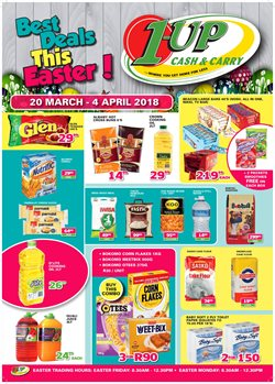 Baked beans offers in the 1UP catalogue in Cape Town
