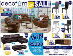 Home & Furniture offers in the Decofurn catalogue in Cape Town