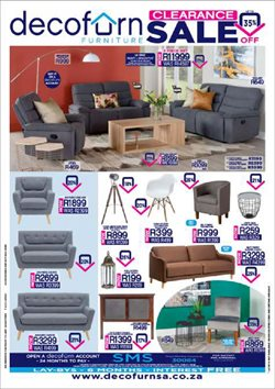 Decofurn catalogue in Durban ( Expired )