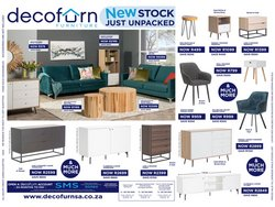 Home & Furniture offers in the Decofurn catalogue in Cape Town ( 1 day ago )