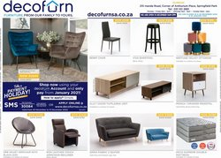 Decofurn catalogue in Durban ( Expires today )