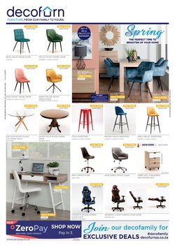 Home & Furniture offers in the Decofurn catalogue ( 5 days left)