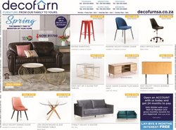 Home & Furniture offers in the Decofurn catalogue ( Published today)