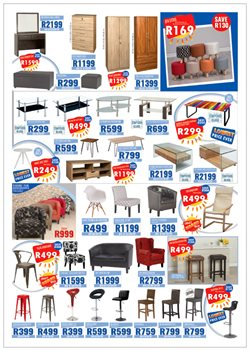 Wardrobe offers in the Decofurn Factory Shop catalogue in Cape Town