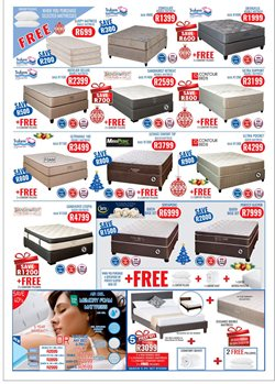Bedroom offers in the Decofurn Factory Shop catalogue in Cape Town