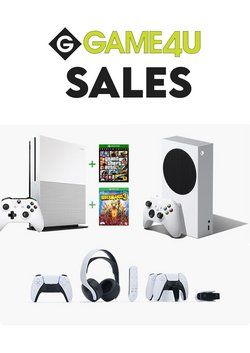 Game4U offers in the Game4U catalogue ( 30 days left)