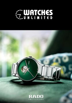 Clothes, Shoes & Accessories offers in the Watches Unlimited catalogue in Cape Town ( 15 days left )