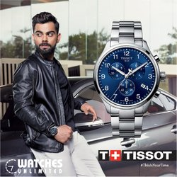 Watches Unlimited offers in the Watches Unlimited catalogue ( 3 days left)