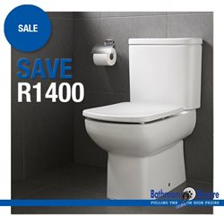 Toilets offers in the Bathroom Bizarre catalogue in Cape Town