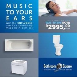 DIY & Garden offers in the Bathroom Bizarre catalogue ( 2 days left)