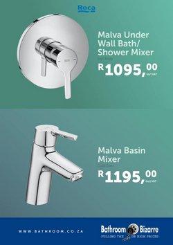Bathroom Bizarre offers in the Bathroom Bizarre catalogue ( 11 days left)