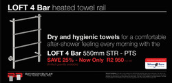 Bathroom Bizarre deals in the Pretoria special