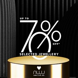 Luxury brands offers in the NWJ catalogue ( Expires tomorrow)