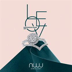 Luxury brands offers in the NWJ catalogue in Pretoria ( Expires today )