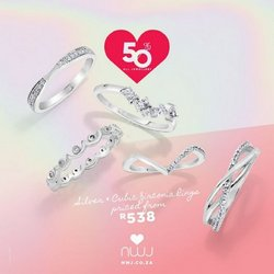 Luxury brands offers in the NWJ catalogue ( 5 days left)