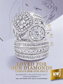 Luxury brands offers in the NWJ catalogue in Cape Town