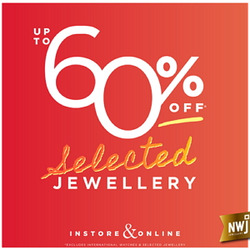 Luxury brands offers in the NWJ catalogue in Khayelitsha