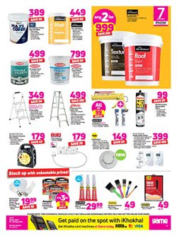 Batteries offers in the Game catalogue in Cape Town