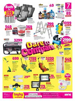Doors offers in the Game catalogue in Cape Town