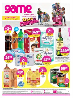 Game deals in the Cape Town special