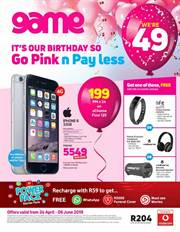 game store phone deals