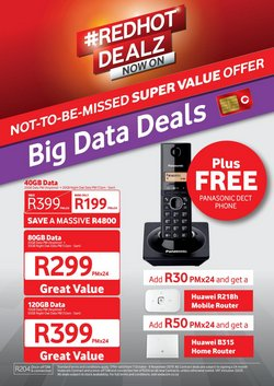 Game deals in the Krugersdorp special