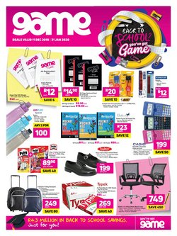Electronics & Home Appliances offers in the Game catalogue in Krugersdorp