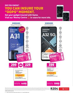 Samsung offers in the Game catalogue ( More than a month)