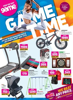 Game offers in the Game catalogue ( Expires today)