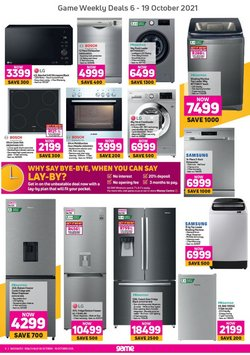Bosch offers in the Game catalogue ( 2 days left)