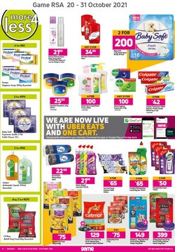 Electronics & Home Appliances offers in the Game catalogue ( 5 days left)