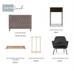 Chairs specials in @Home