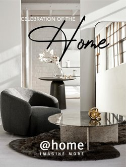 Home & Furniture offers in the @Home catalogue ( 9 days left)