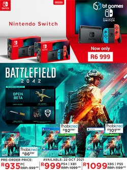 BT Games offers in the BT Games catalogue ( 27 days left)