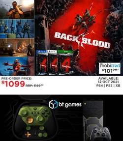 BT Games offers in the BT Games catalogue ( 5 days left)