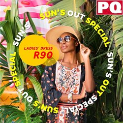 PQ Clothing catalogue in Pretoria ( More than a month )