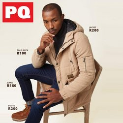 PQ Clothing catalogue ( More than a month )