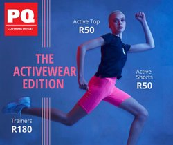 Clothes, Shoes & Accessories offers in the PQ Clothing catalogue ( 2 days left)
