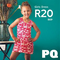 Dress offers in the PQ Clothing catalogue in Klerksdorp